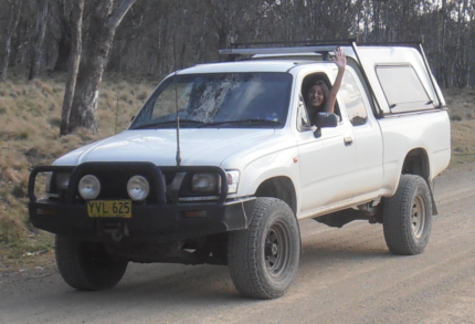 Toyota Hilux Extra Cab Diesel 2003 4WD