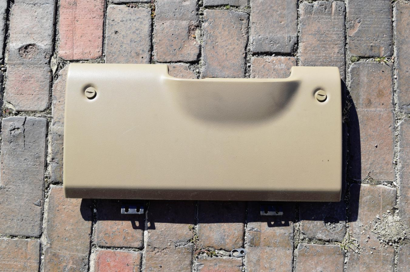 Used Land Rover Dash Parts For Sale Page 3 Range Fuse Box Of An 89 1999 2002 Discovery 2 Knee Lower Cover Panel Trim Bahama Beige
