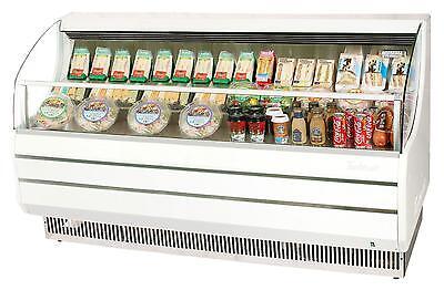 Turbo Air 75 Horizontal Refrigerated Display Merchandiser Slim