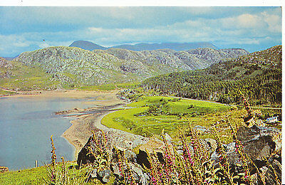 Scotland Postcard - Gruinard Bay   5281