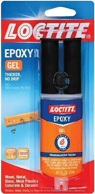 Loctite Epoxy Gel 0.85-fluid Ounce. Free Shipping