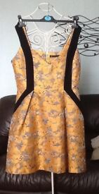 PETITE DRESS BY DEFINITIONS SIZE 14 BNWT