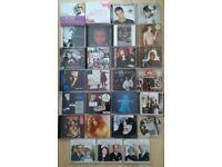 Cds x 27 ( 35 discs in total)