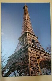 Canvas - Paris Eiffel tower
