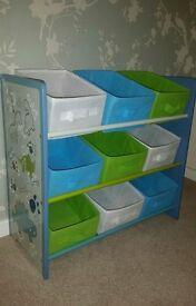 Dinosaur Childrens Storage