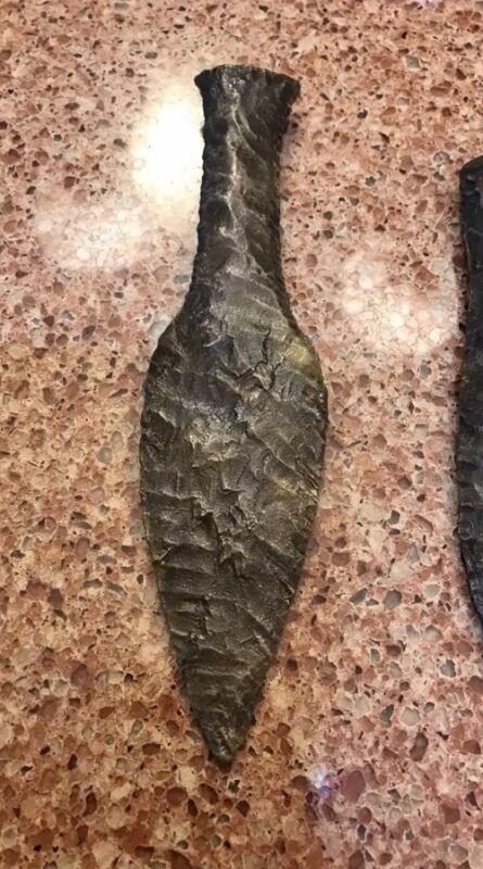 Bronze Danish Dagger Copy (#4)