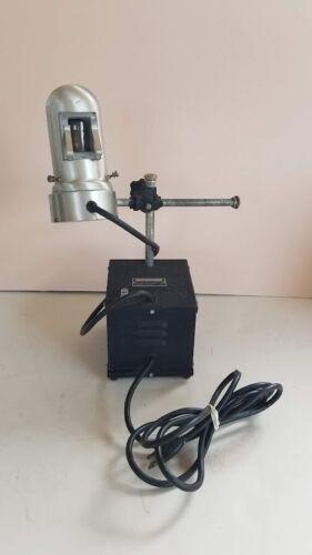George W. Gates SLA-5C Projector Monochromatic Sodium Arc Lamp
