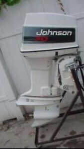 Wanted- Outboard Motor 65-115hp