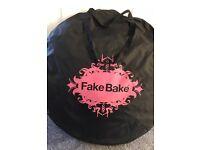 Fake bake spray tan bundle