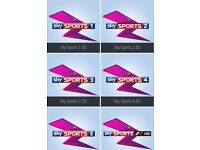 Sky Sports, BOXNATION and other TVs programs on your iPhone