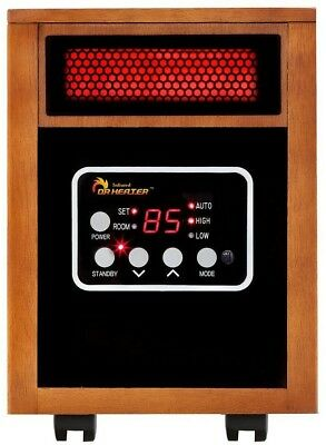 Dr Infrared Heater Space Heater with Dual Heating System 150