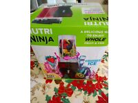 Nutri Ninja slim blender & ice crusher BRAND NEW SEALED