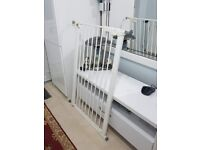 1 X Stairs gate for sale EXTRA TALL