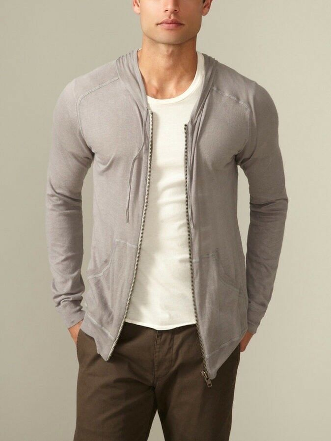 RRP £139 ALL SAINTS *Sprayed Core Hoodie* Size L