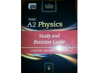 WJEC A2 physics study and revision guide