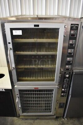 Piper Products Proofer Model Op-4-jj-d-2083 Phase Stainless Steel