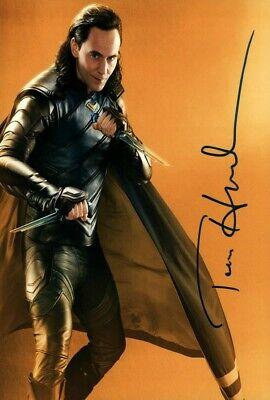Womens Girls Marvel Avengers Tom Hiddleston PROUD MEMBER OF LOKIS ARMY TShirt