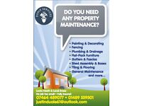 Handyman Services -Locks Heath -landlords and private customers