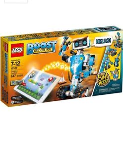 LEGO Boost Creative Toolbox Building Kit, 847 Piece