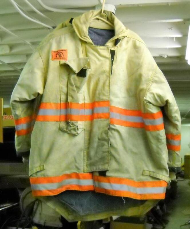 Morning Pride Turnout  Bunker  Coat Gear 50/29/30