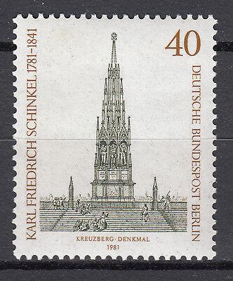 Berlin 1981 Mi. Nr. 640 Postfrisch LUXUS!!