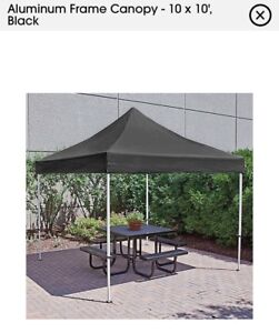 Outdoor party tent/canopy