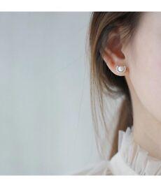 Pearl earring (s925)