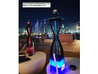 Mobile Shisha Hire Service For Wedding Entertainment, Engagement & birthday Parties, Special Events