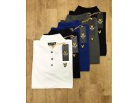 Genuine Designer T-Shirts and Polo Shirts Sizes S, M, L, XL