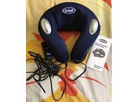 Scholl neck massager with sound