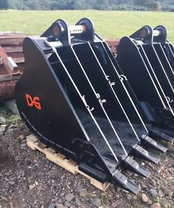 UNUSED EXTREME DUTY GP BUCKET 20T Kingsholme Gold Coast North Preview