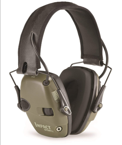 Howard Leight R-01526 Impact Sport Electronic Earmuff Shooti