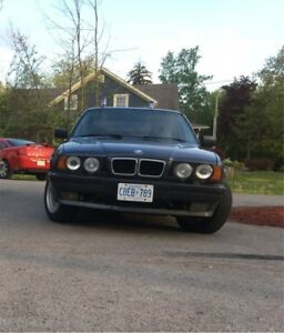 Bmw e34 530i 1995 parting out