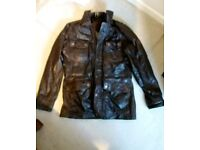 Leather Jacket (Timberland)