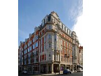 High End Serviced Office In Mayfair (W1K) - Modern Private Offices to Rent in Period Building