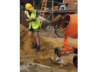Bricklayers labourer/ Hod carrier