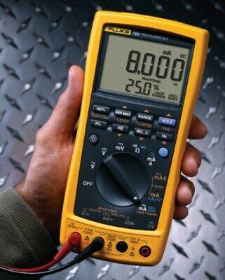Fluke 789 Multimeter Processmeter Factory Sealed Box