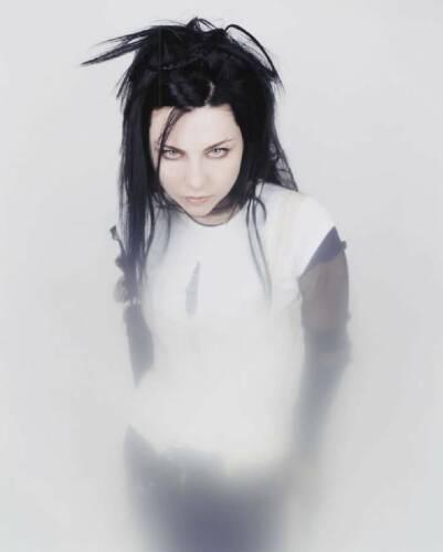 Evanescence - Amy Lee  - 8x10 photo