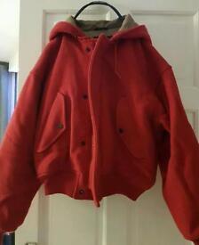 mens jacket size 34