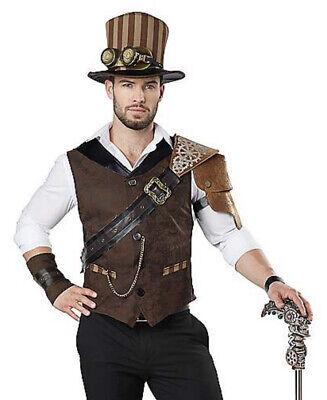 Spirit Steampunk Traveler Adult XL Halloween Costume