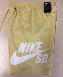 NIKE SB MENS SUNDAY SKATE SHORTS NEW 829603 721 -SZ LARGE-
