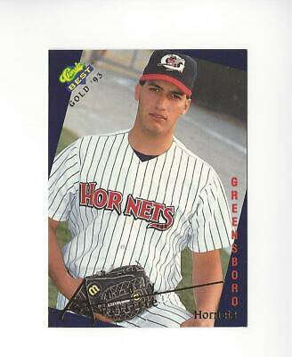 1993 Classic/Best Gold #117 Andy Pettitte Rookie