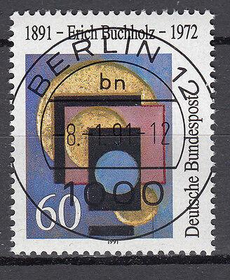BRD 1991 Mi. Nr. 1493 gestempelt BERLIN 12 , mit Gummi TOP! (16511)