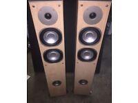 Tangent Floor Standings Speaker