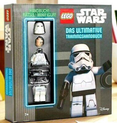 LIMITED LEGO STAR WARS DAS ULTIMATIVE TRAININGSHANDBUCH Disney OVP Stormtrooper