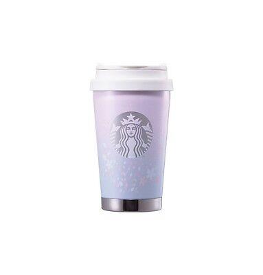 Starbucks Korea 2017 Spring limited edition cherry blossom SS Elma Tumbler 355ml