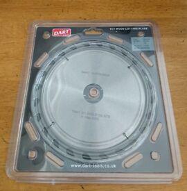 Dart Silver Circular Saw Blades 185mm, 190mm, 230mm, 235mm,