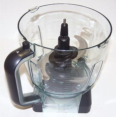 NEW Ninja 64oz (8 Cup) Food Processor Wheel + Blade for BL770 BL771 BL772 BL780