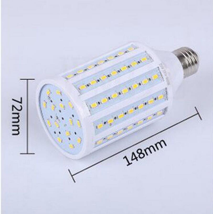 E27 DC12V Base Socket Screw LED Corn Light Lamp Bulb Outdoor