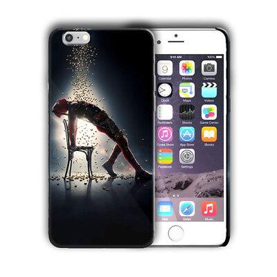 Super Hero Deadpool Iphone 4 4s 5 5s SE 6 7 8 X XS Max XR 11 Pro Plus Case nn2